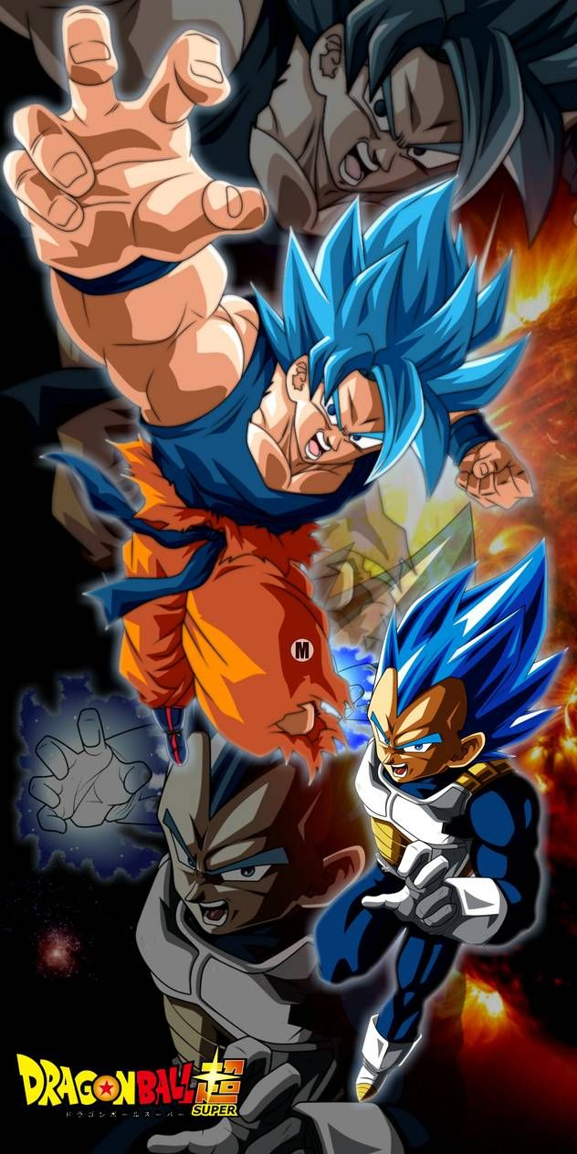 Goku x Vegeta Final Form [DBS] by MiftahulDesainArt on DeviantArt