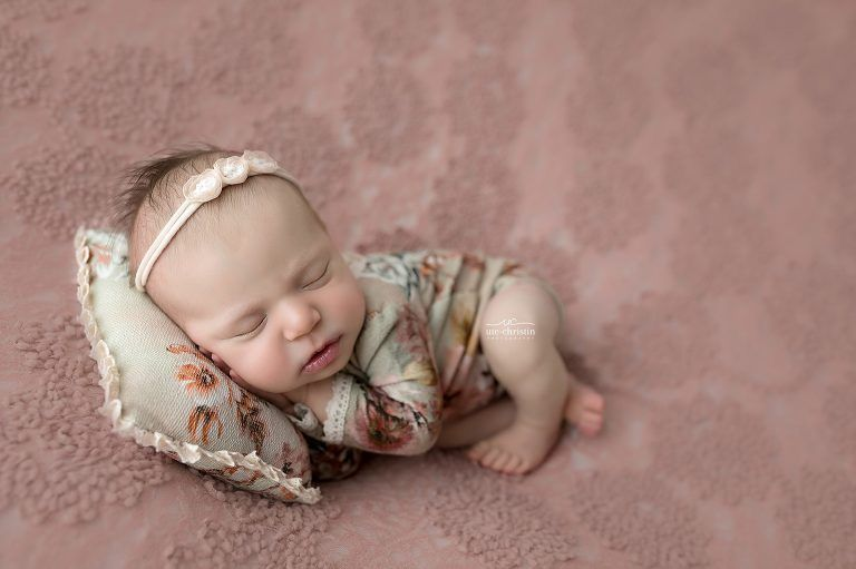 Emmie ct newborn photography fairfield county