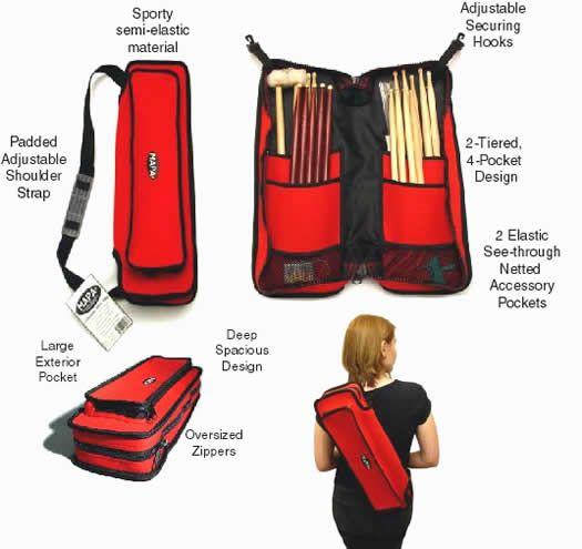 Mapa Drumat Drum Rug Drummat And Accessories Stick Bag