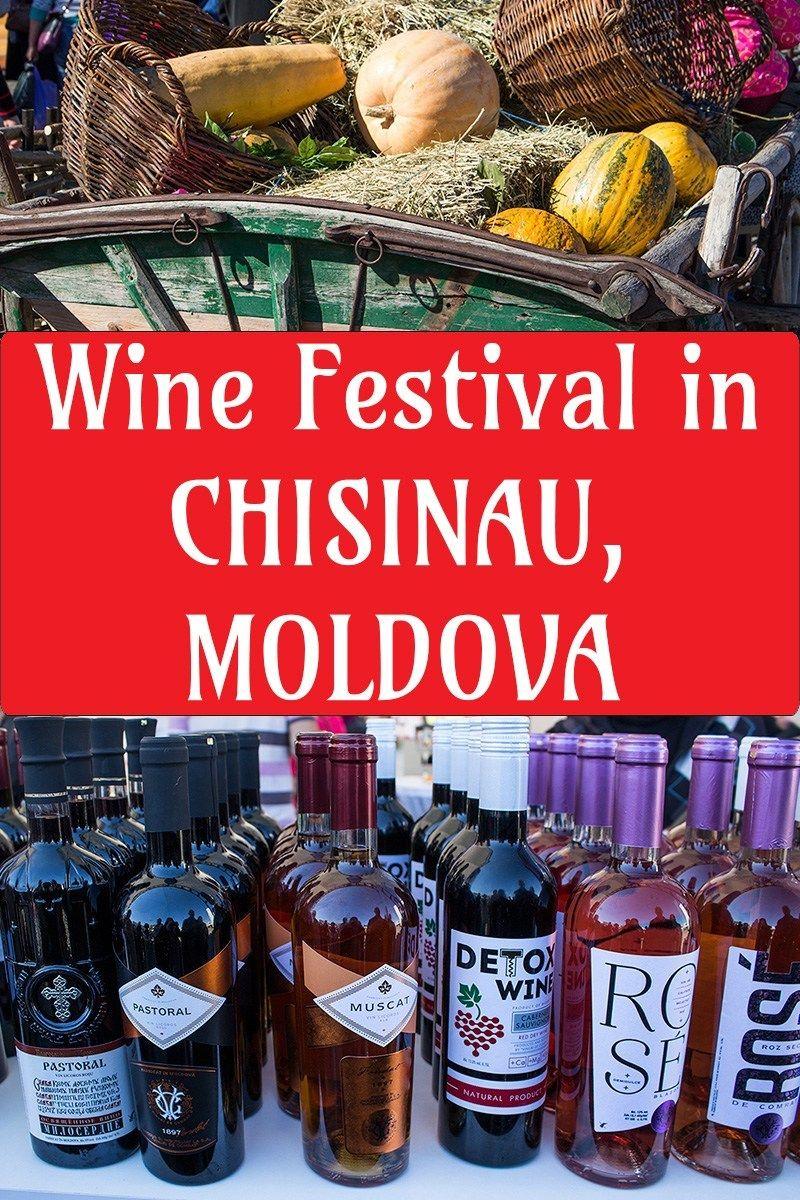 Wine Festival In Chisinau Moldova A Local S Guide V 2020 G