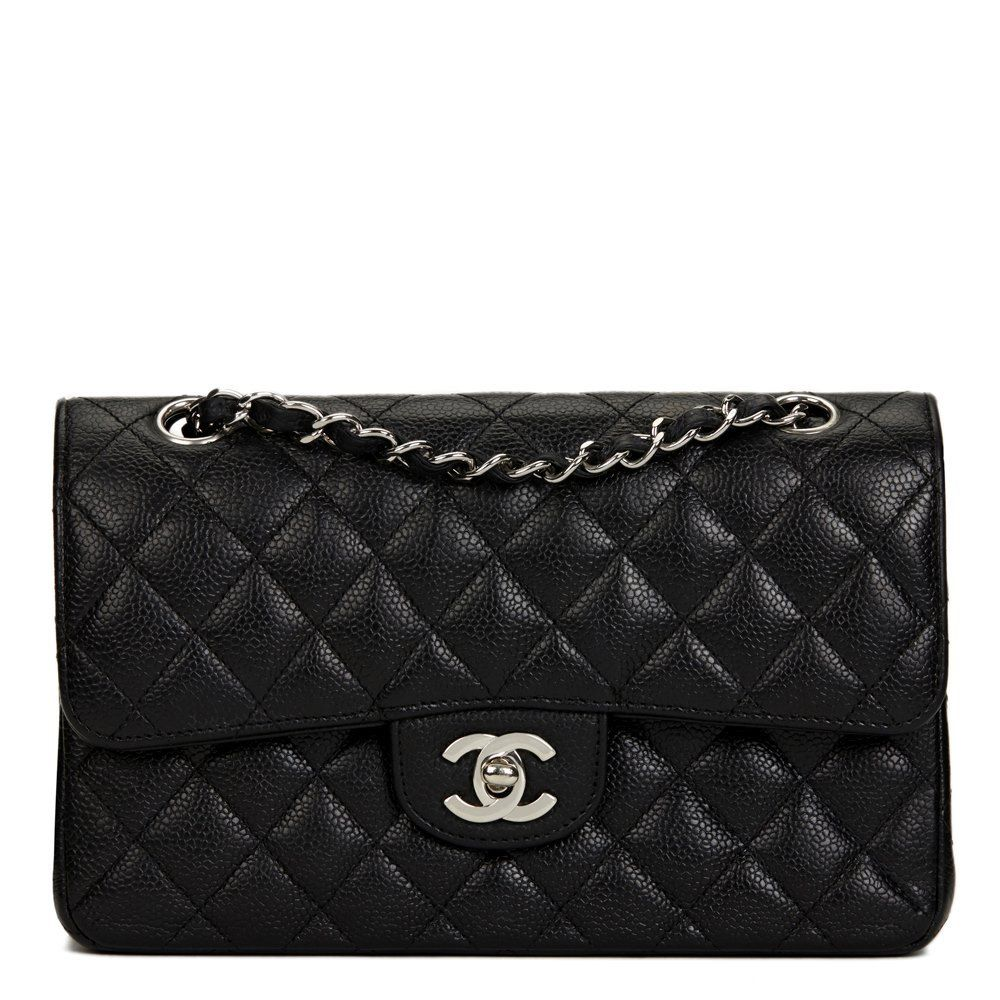 fa5fa70fda02 Chanel All Black Reissue 2.55 Double Chevron Flap Wallet #Chanelhandbags |  Chanel handbags
