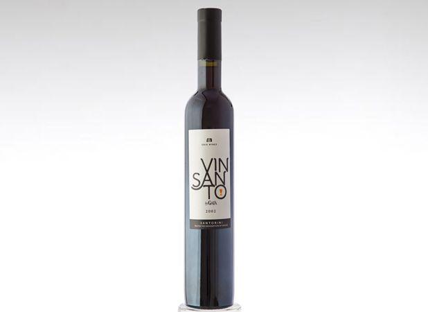 Gaia Winery | Santorini | Vinsanto