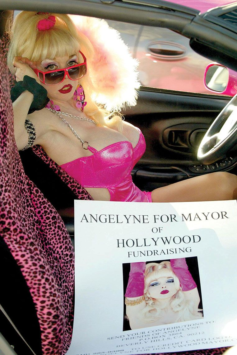 Watch Angelyne video