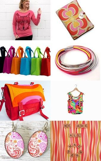 colorful view  by mira (pinki) krispil on Etsy--Pinned with TreasuryPin.com