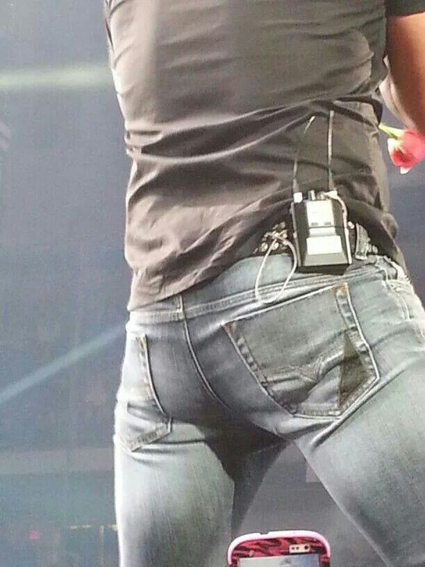 What a nice...pair of jeans!!