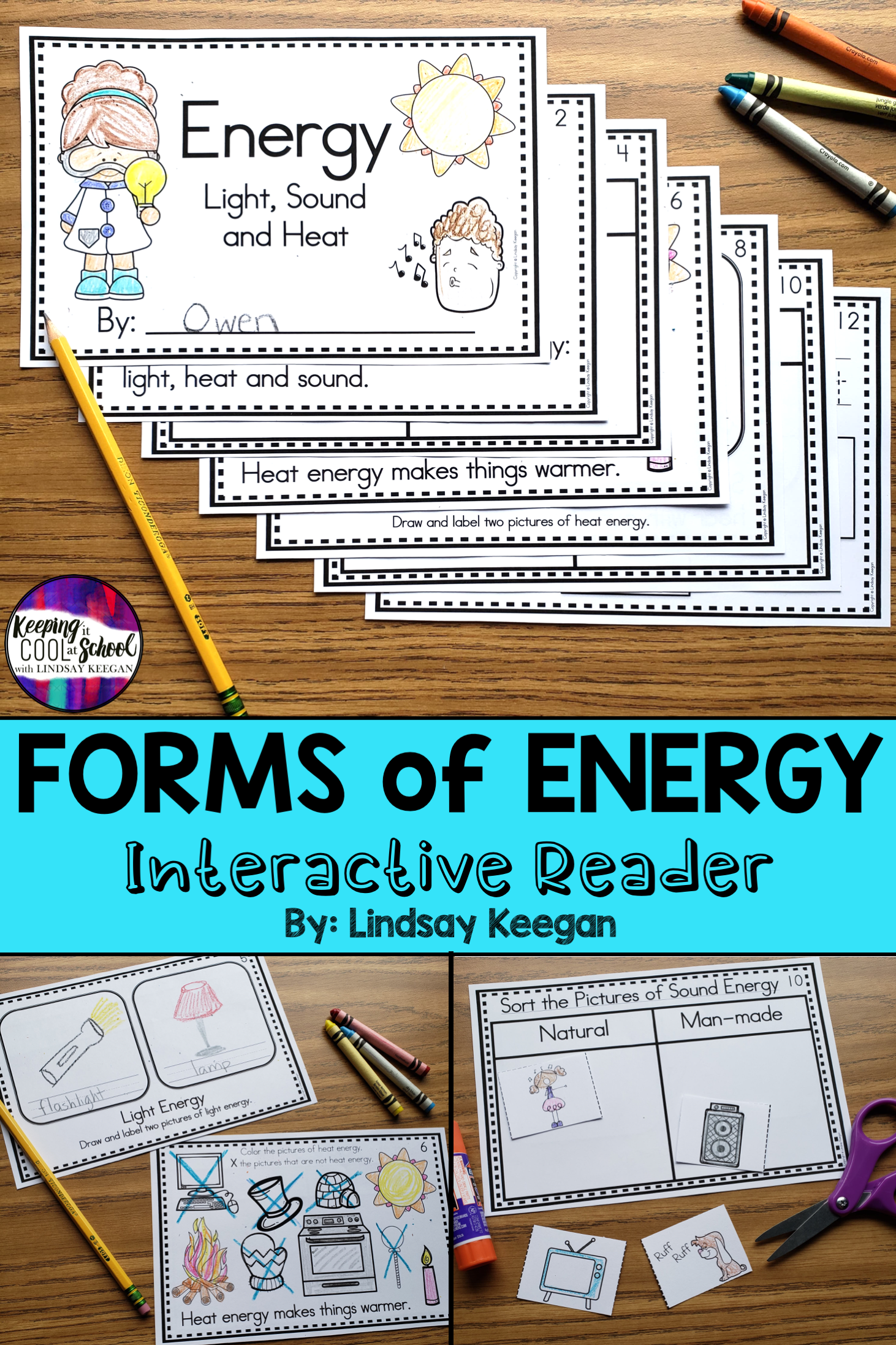 Forms Of Energy Interactive Reader