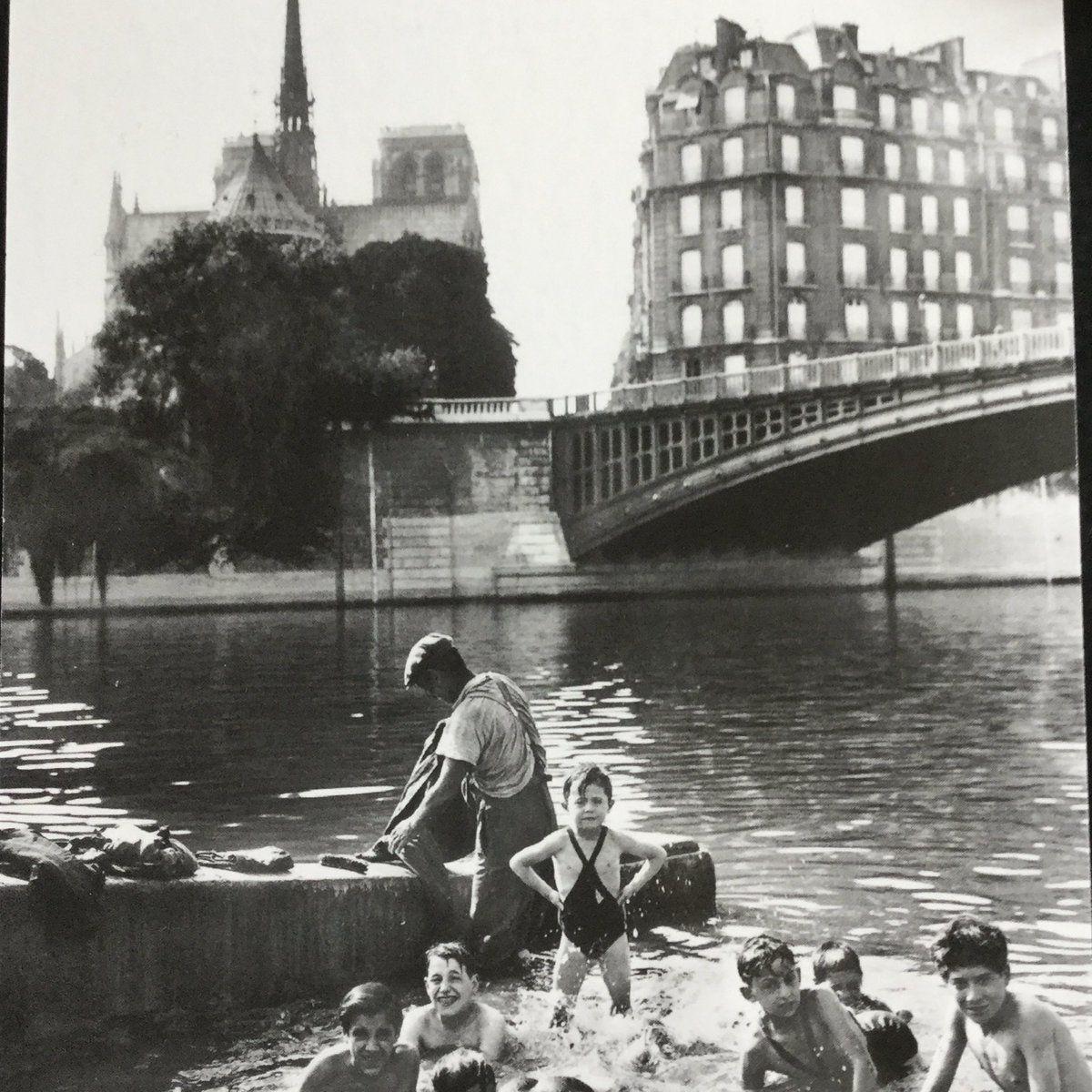 l'#IleDeLaCité @paris en 1937 ... @GammaRapho