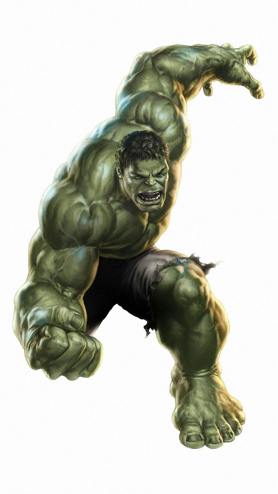 Hulk Alias Bruce Banner Favorite Marvel Characters Mobile