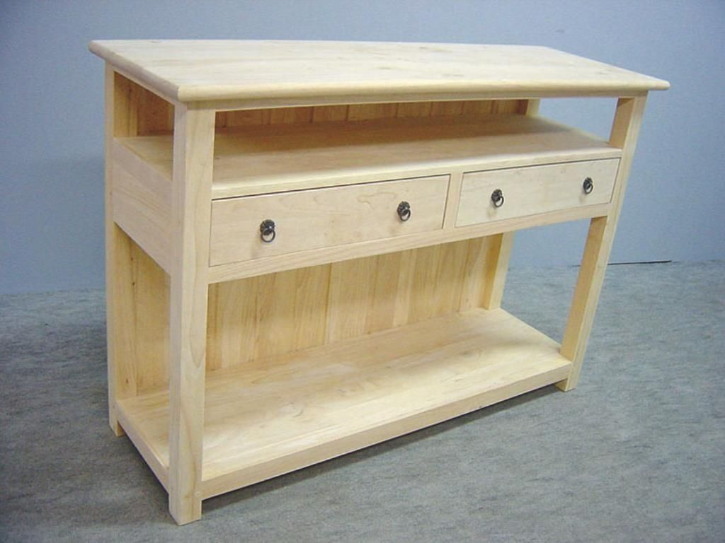 console bibus 2 tiroirs h v a 115x38x80cm tradition. Black Bedroom Furniture Sets. Home Design Ideas