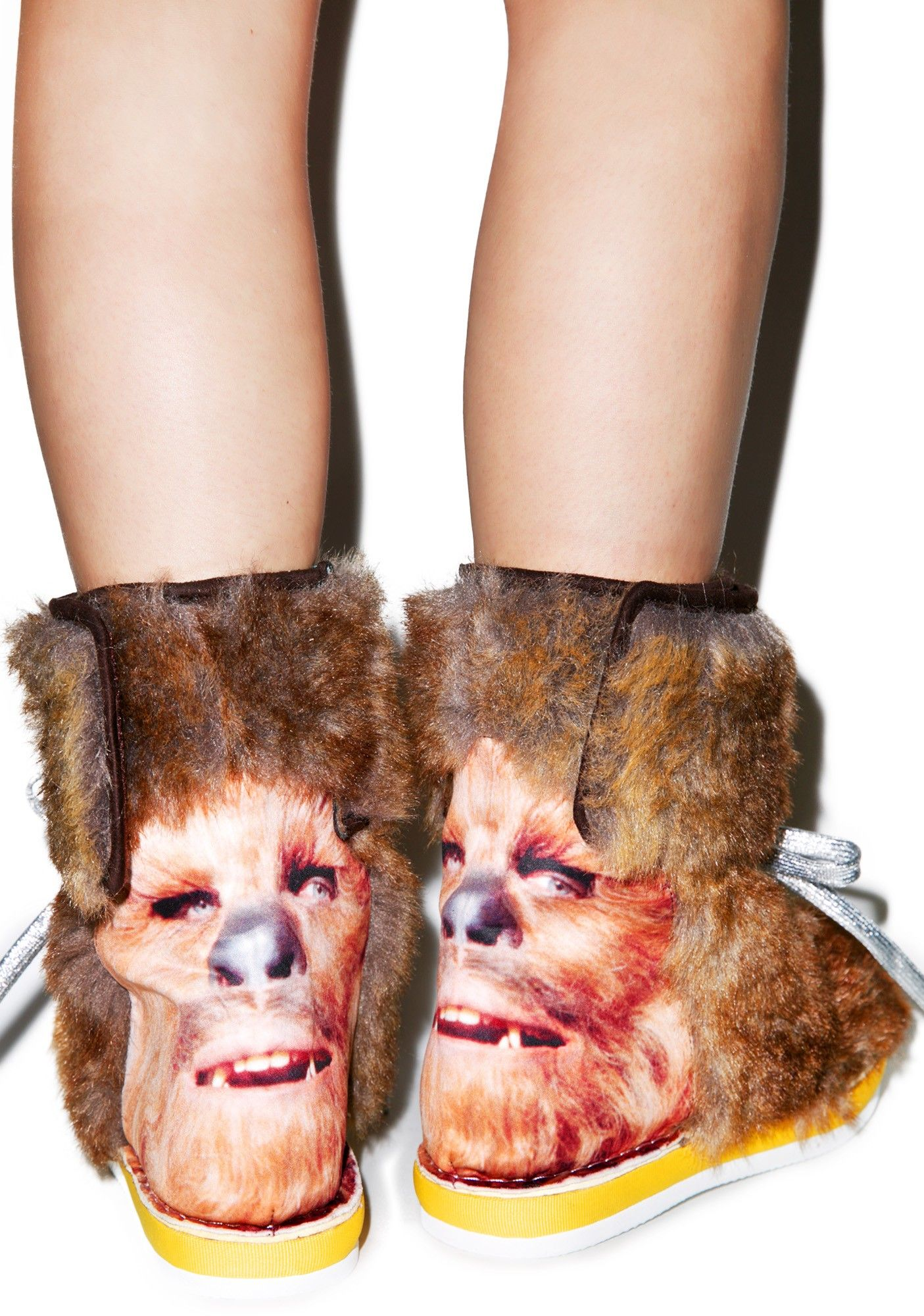 d6a6bfdc Irregular Choice Chewbacca Boots Irregular Choice, Chewbacca, Street Wear