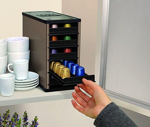 Attractive Nespresso Capsule Storage Box
