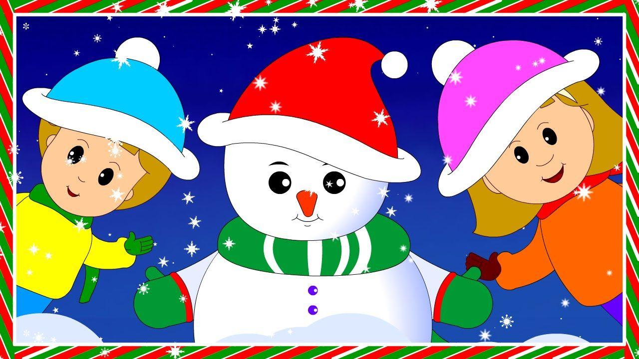 I\'m a Little Snowman | Christmas Song for Children | Original ...