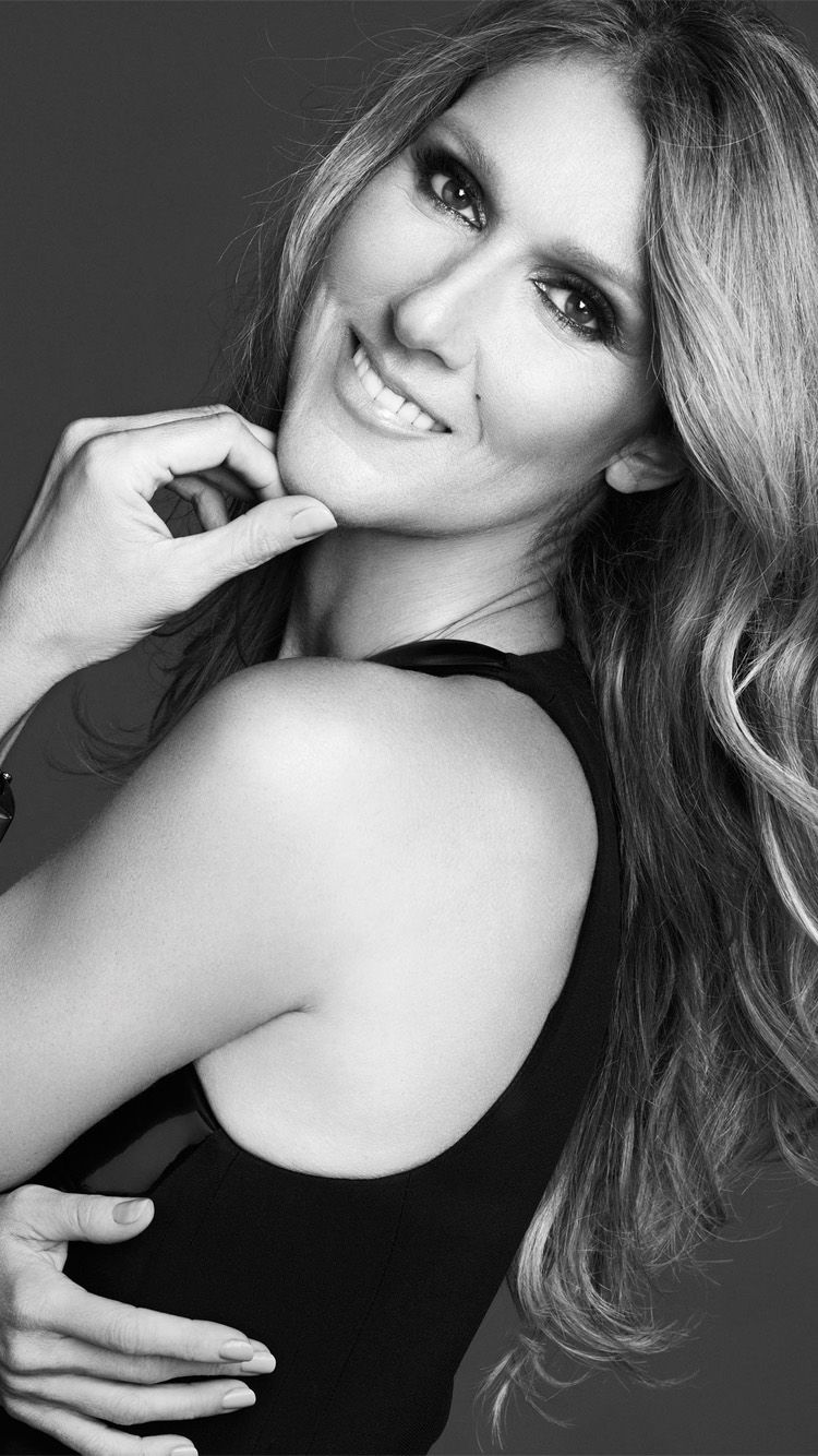 Celine Dion Iphone 6 6 Plus Wallpaper And Background Celine Dion Celine Celine Marie Claudette Dion