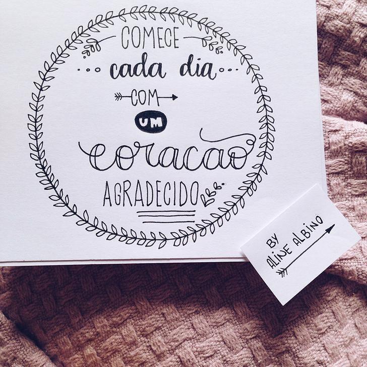 Lettering Handlettering Design Alinealbino Type Handmade