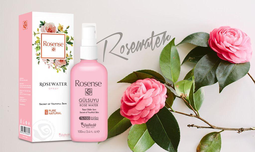 100 Natural Pure Rosewater Rose Essential Oil Rose Water Rose Oil
