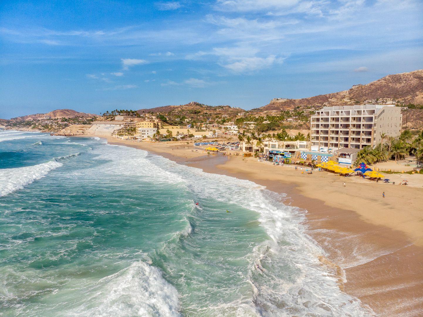 Los Cabos Open Of Surf 2018 Costa Azul Beach Zippers Loscabos Bajacaliforniasur