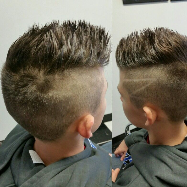 Pin On Boy S Hairstyle