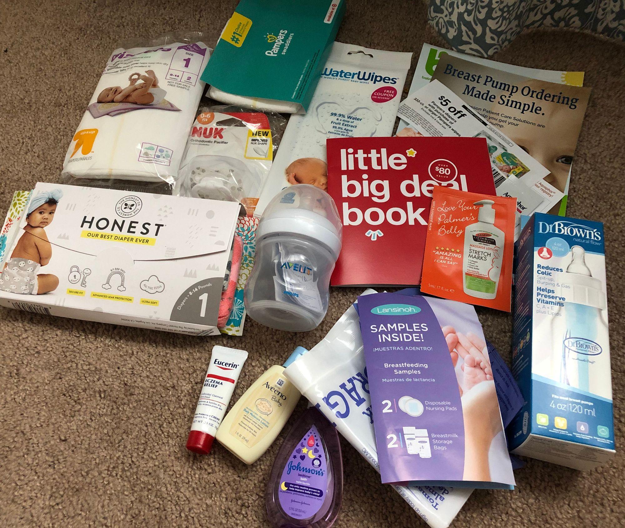 Free Baby Bag From Target Free Baby Bag Baby Bag Free Baby Stuff