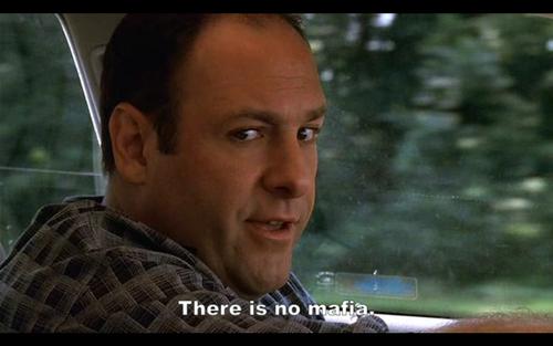 71d86cc557bc596f36d5839285c52d15 tony soprano reminding us of the old quote \