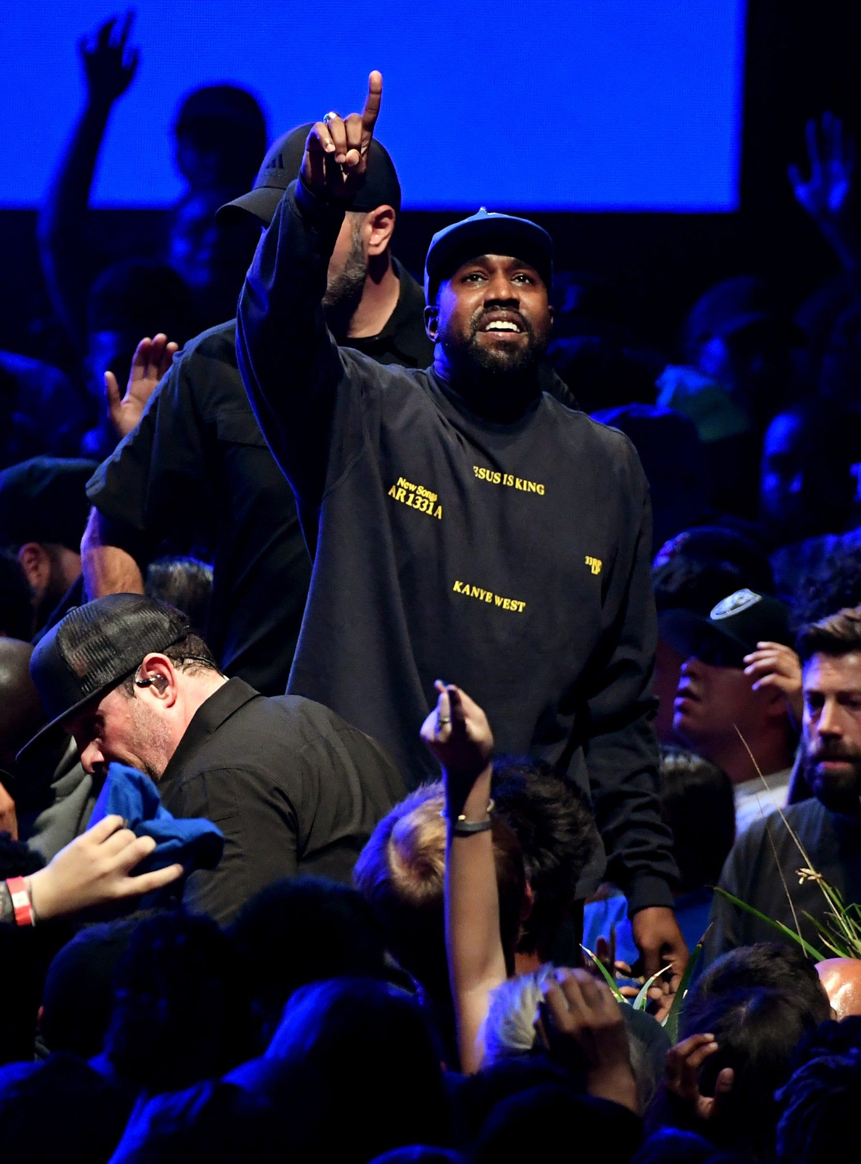 There Is Exactly One Banger On Kanye West S Jesus Is King According To The Internet Kanye West Kanye West Songs Kanye