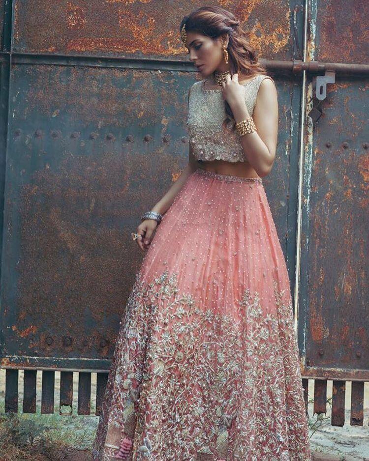 Pinterest: @pawank90 | Lengha | Pinterest | Novio indio, Vestidos de ...