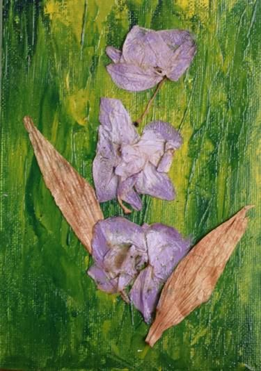 Orchid flowers Collage | Flower collage, Flower artwork ...
