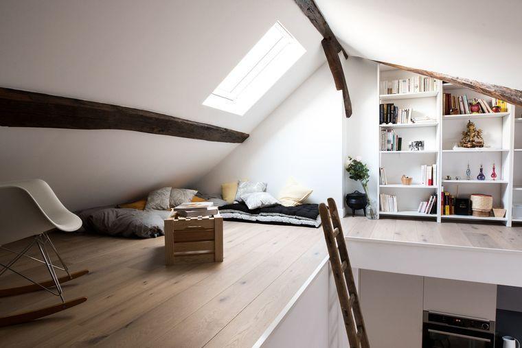 Mezzanine Inspiration Gain De Place Deco Mezzanine Chambre