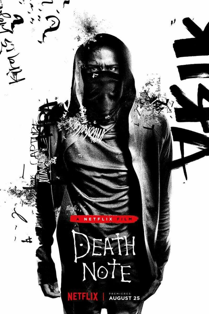 Pin by magga magga on Horror Death note, Full movies