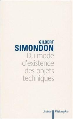 Du mode d'existence des objets techniques / Revue Techniques et cultures - Idées - France Culture