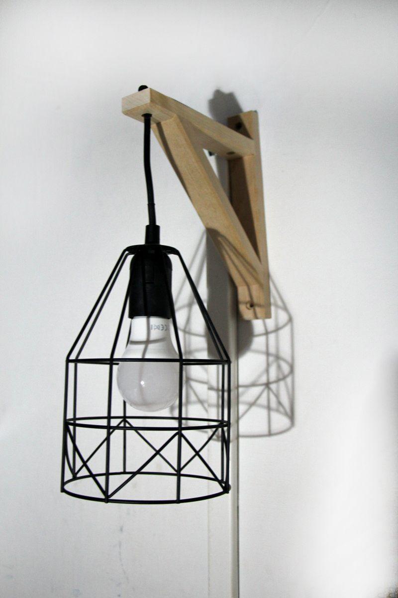 Diy Lampe Suspendue Murale Moderne Déco Salon Ceili