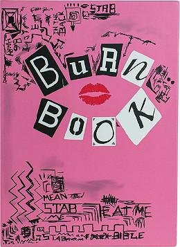Storybook Cosmetics x Mean Girls Burn Book Storybook