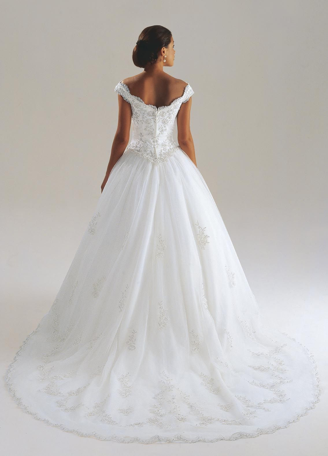 Cheap silver dresses for weddings  Style   Wedding Gowns  DaVinci Bridal  Available Colours