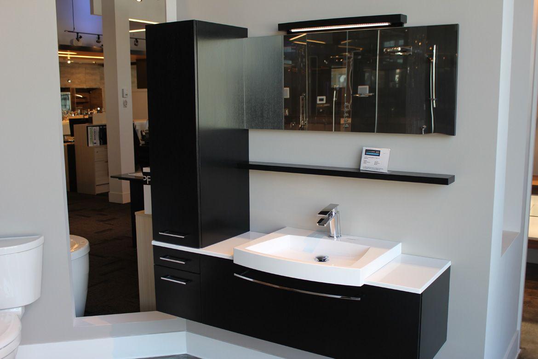 Vanité de salle de bain design et tendance: http://www.boutiquealo ...