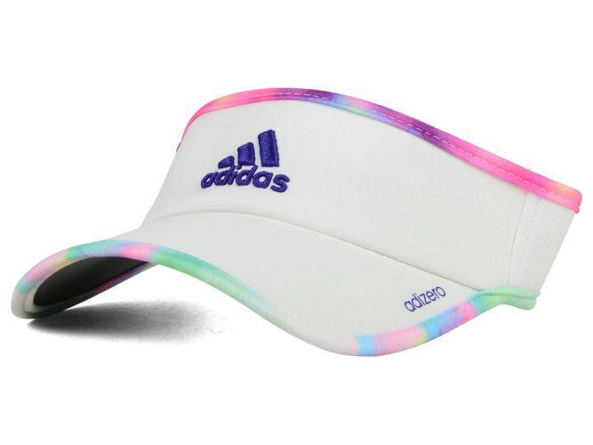 6b3d19be2 adidas Sport Women's adiZero II Visor Hats | what to wear ...