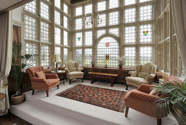 Drawing Room | Conservatories, English and English manor houses