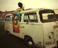 Hippy van <3