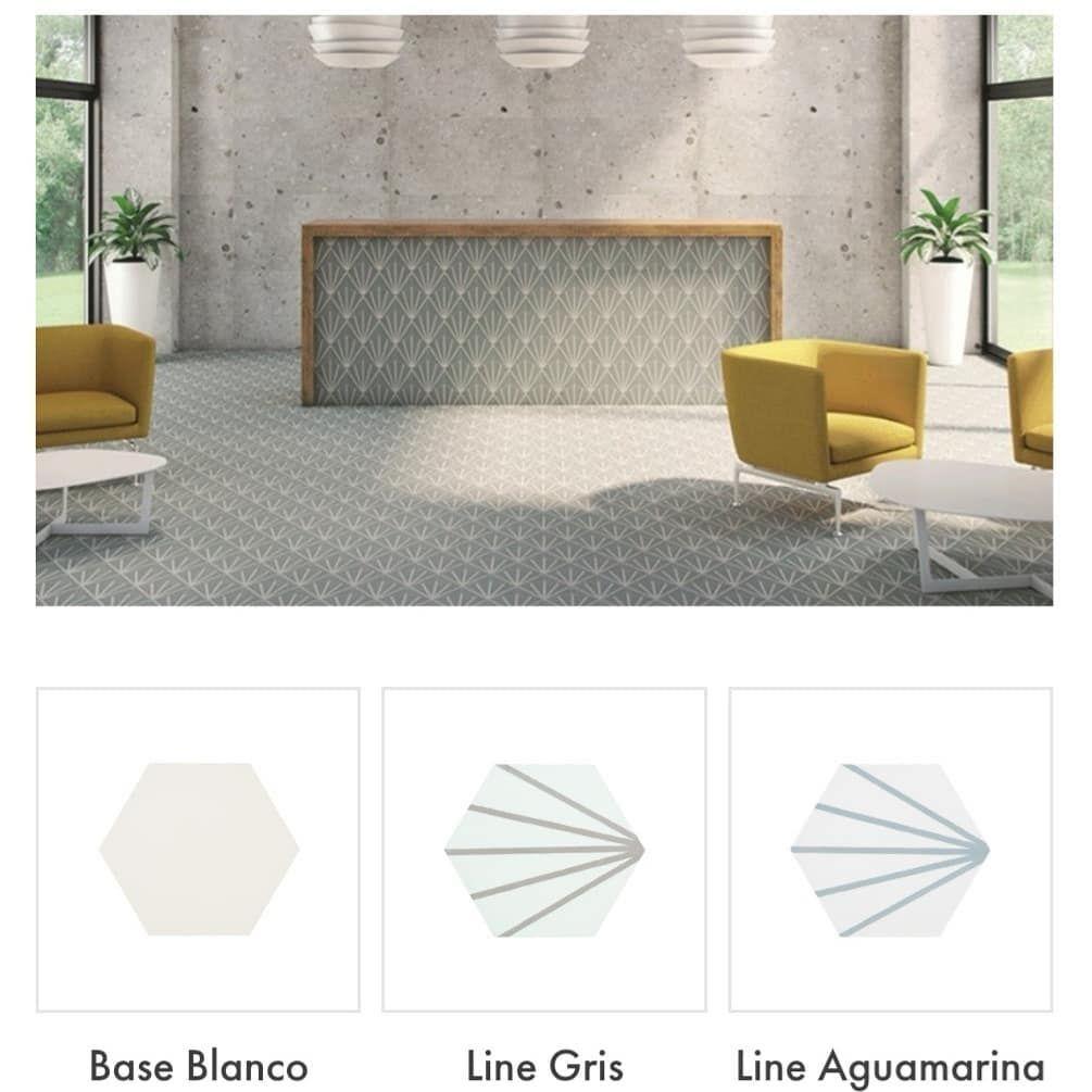 Omismo On Instagram Attis Un Carrelage Rayonnant Des Hexagones Aux Teintes Irresistibles Pour Sol Et Mur Et Adaptes Aux Locaux Flooring Tile Floor Crafts