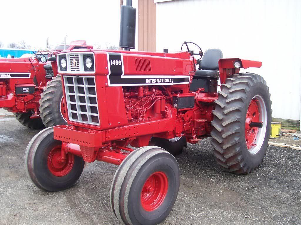 International 1466 Pulling Tractor : International black stripe iike to have pinterest