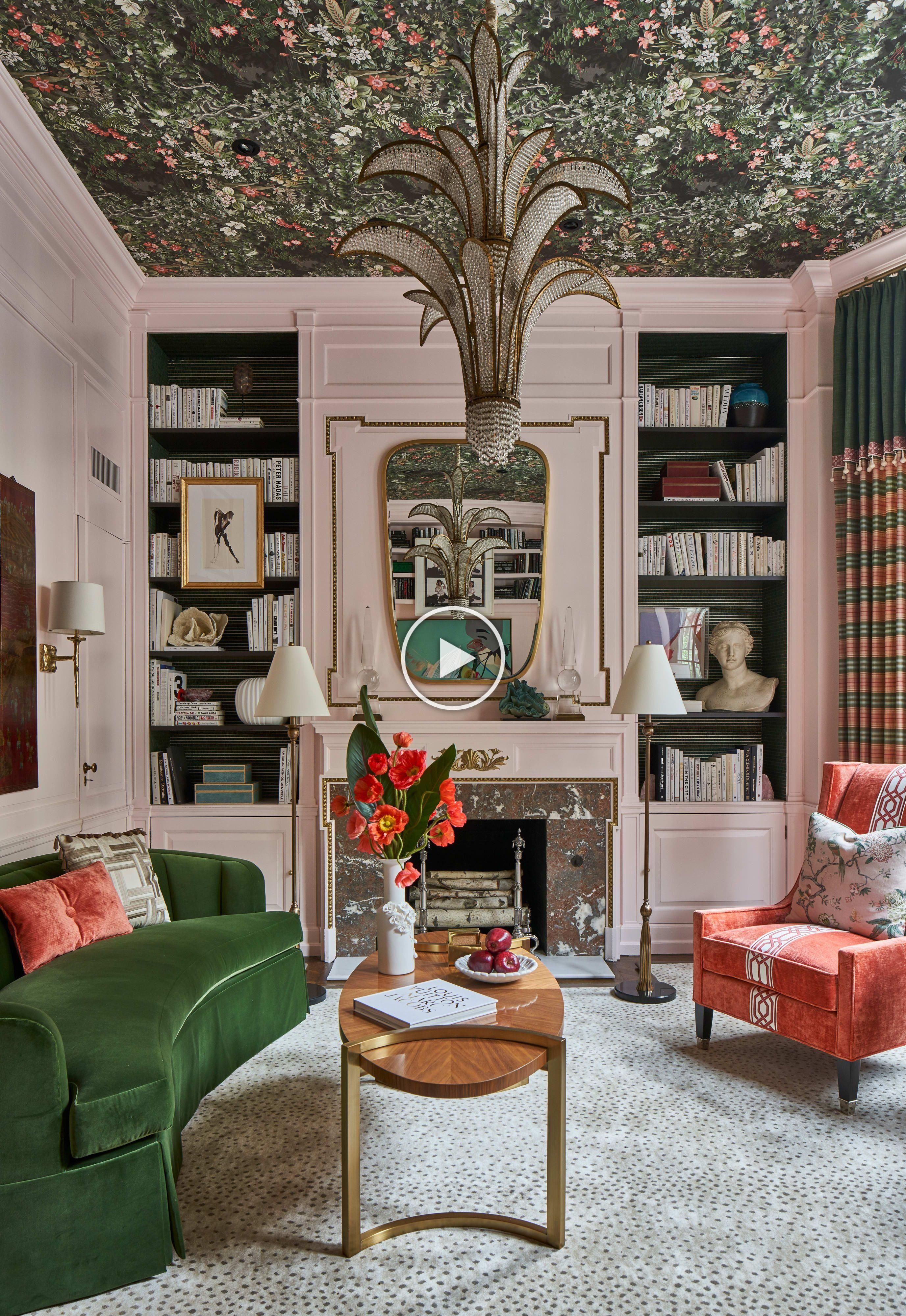 40 Romantic Glam Ideas Inspiration In 2021 Interior Design House Interior Home Decor