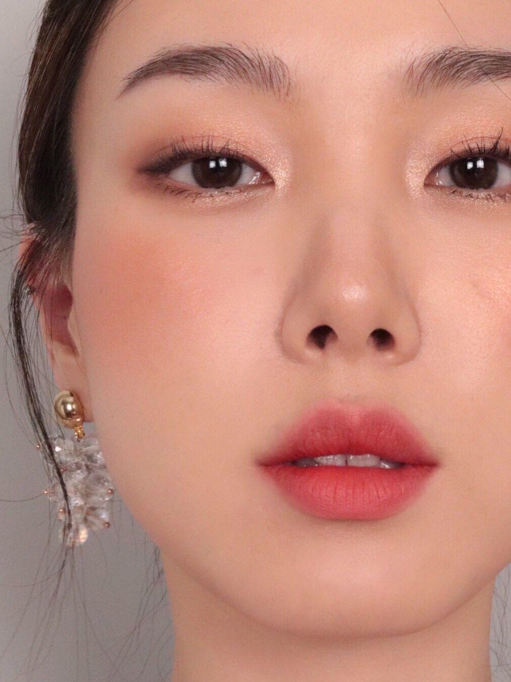 Korean Koreanmakeup Kbeauty Chanelbeauty Chanel Makeuplooks