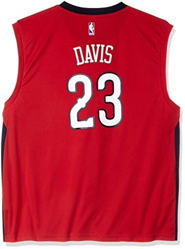 61e0fa0e1 ... best nba new orleans pelicans anthony davis 23 replica jersey. designed  to duplicate the look