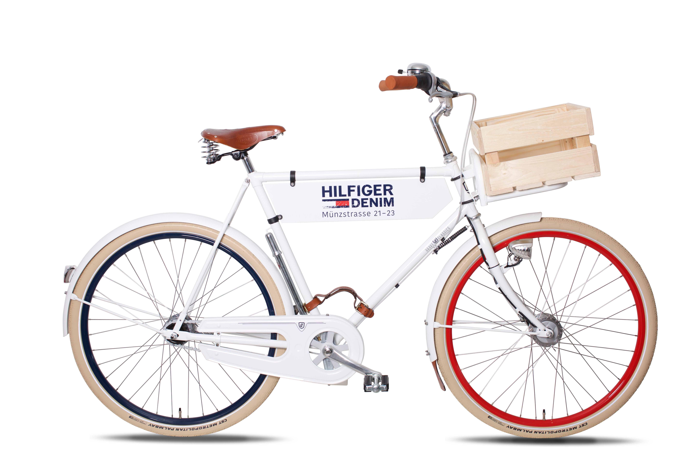 brave classics herren fahrrad tommy hilfiger edition. Black Bedroom Furniture Sets. Home Design Ideas