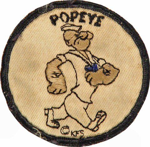 Image result for popeye patch