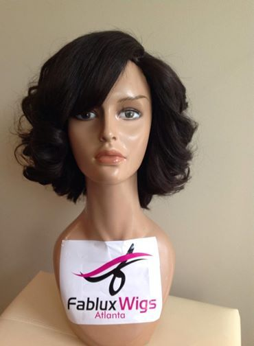 My Client Wanted The Whitney Houston Curly Bob From The 90s Film The