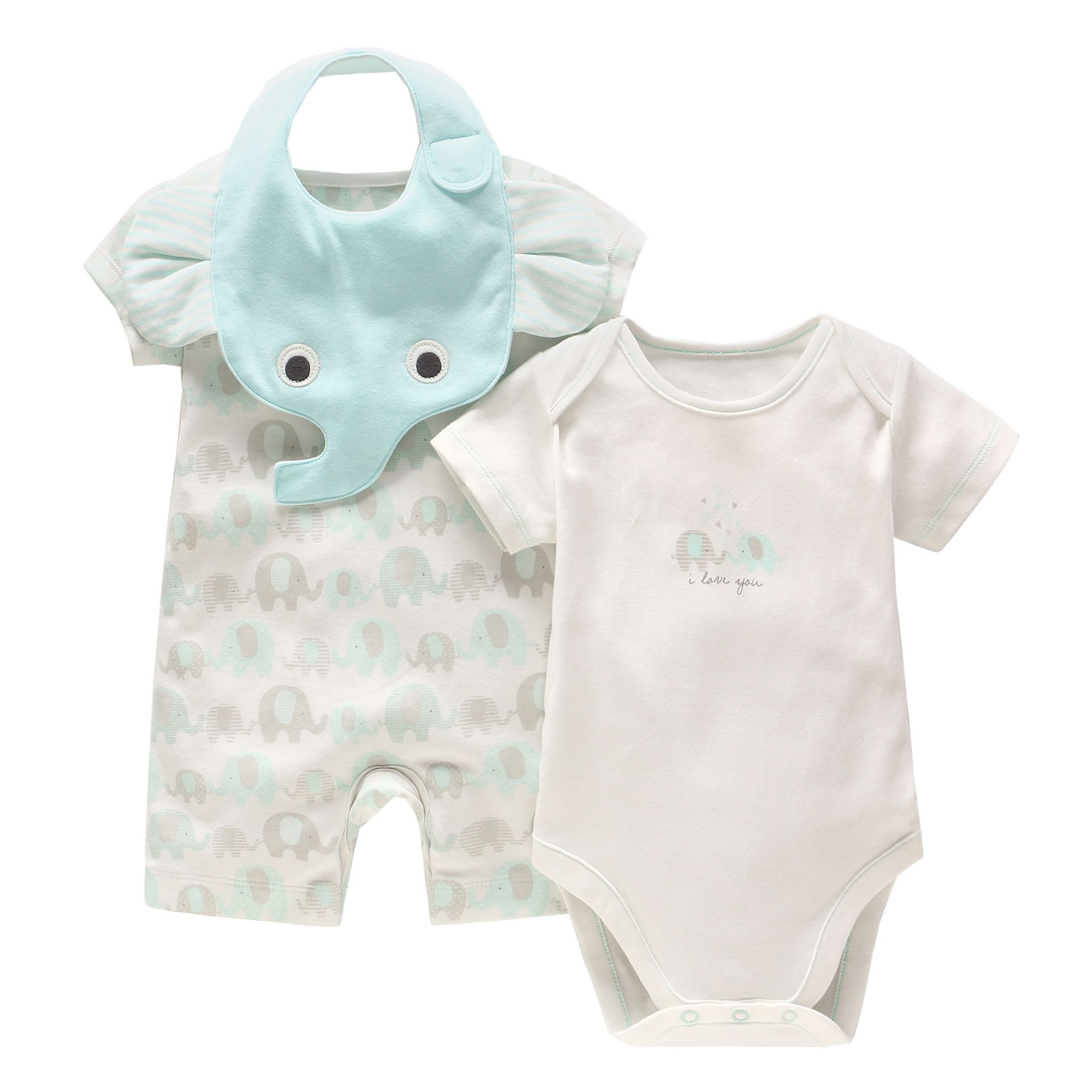 to Buy New Baby Boy Clothing Set Summer Baby Cotton