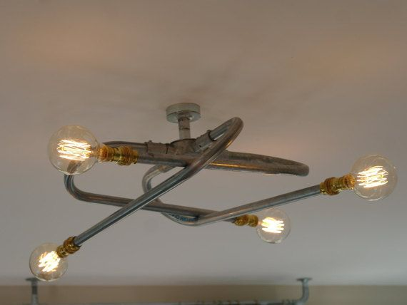 industrial looking lighting. Rustic Lighting · Rustic/industrial Look Industrial Looking U