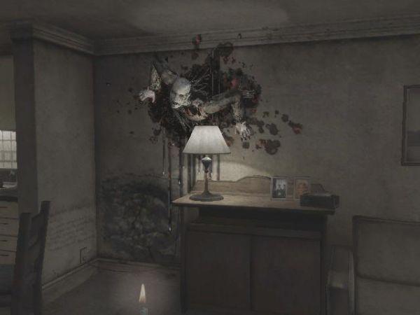 Silent Hill 4 The Room Silent Hill Silent Hill Game Silent Horror