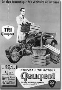 triporteur peugeot recherche google two wheels more. Black Bedroom Furniture Sets. Home Design Ideas