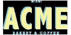 Miami Acme Bakery & Coffee
