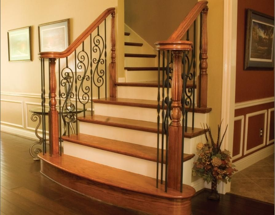 Best Building Indoor Stairs 1 Indoor Stair Railing Designs 400 x 300